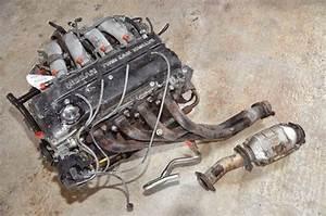 1991 Nissan 240sx 2 4l Ka24de Complete Engine