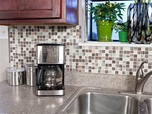 Kitchen redesign made easier mineraltilescom launches for Diy mosaic tile backsplash kit