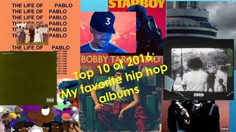 This list of the top hip hop songs of 2014 rounds up the best singles and charting tracks released during the year. Top 10 of 2016: My favorite hip hop albums - The Lance