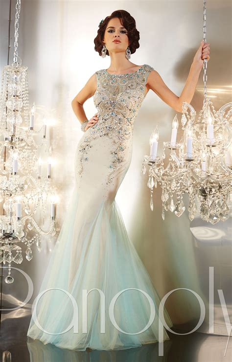 panoply  formal dress gown