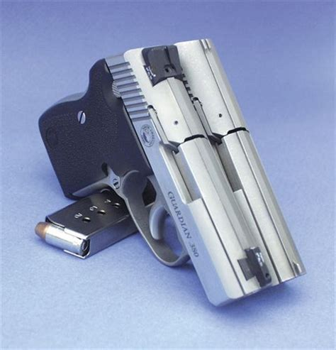 North American Arms Guardian .380 - Firearms Review ...