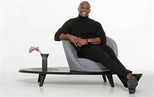 Famed actor, former NFL player Terry Crews designs modern