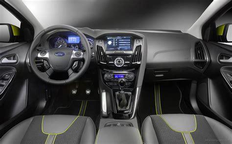 2011 Ford Focus Estate Interior Wallpaper   HD Car