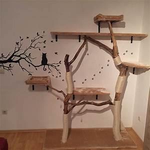 Rasenlüfter Selber Bauen : diy naturkratzbaum selber bauen ~ Lizthompson.info Haus und Dekorationen