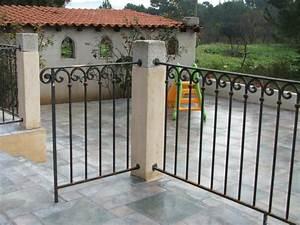 pin grilles de portail on pinterest With escalier de maison exterieur 10 garde corps fer forge cross garde corps aubagne monaco