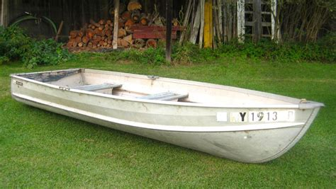 Aluminum Row Boat Oars by Sea King Aluminum Fishing Row Boat 12ft With Pr