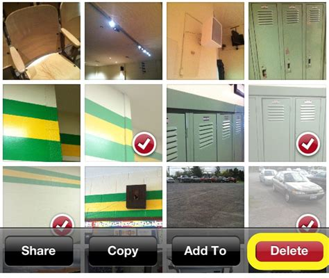 how to delete photos iphone how to delete photos from iphone roll