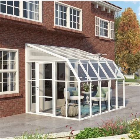 Greenhouse Sunroom by Rion 8 X 10 Sun Room