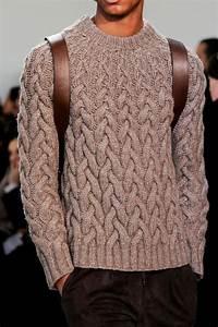 Brauner pullover herren
