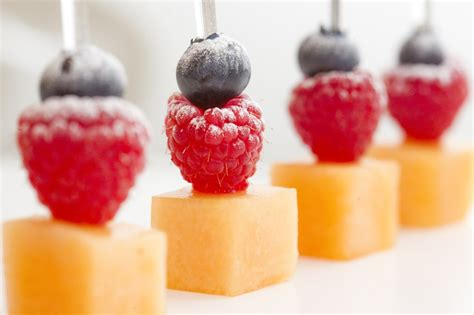 fruit canapes pin by buchan on canapé ideas