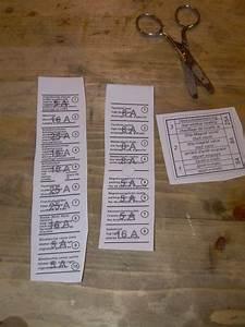 Fuse Box Labels