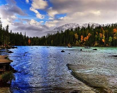 Kanas Xinjiang Lake China Travel 10wallpaper