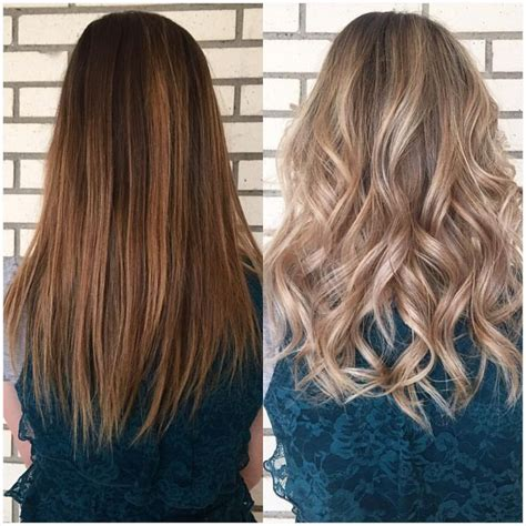 Brown To Brown Hair by From Brown And Brassy To And Sassy Beforeandafter