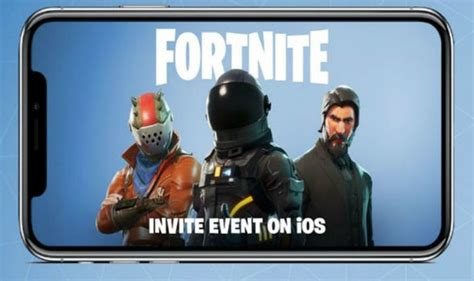 Fortnite (ios, Android)  Date De Sortie, Apk, News