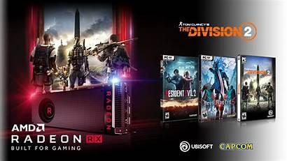 Amd Raise Bundle Loaded Graphics Games Evil