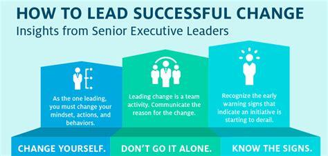 executive certificate  leadership change management