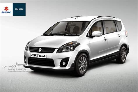 Gambar Mobil Suzuki Ertiga by Suzuki Ertiga Suzuki Ertiga 2017 Diesel Hybrid