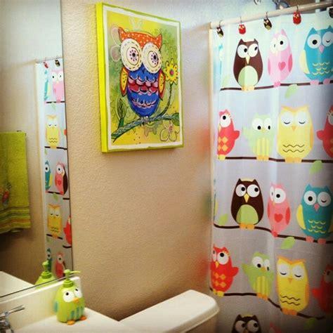 Owl Themed Bathroom Sets by 1000 Ideas About Owl Bathroom On Owl Bathroom