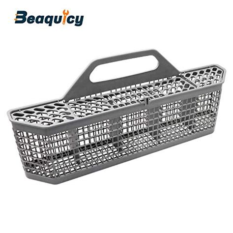 beaquicy wdx dishwasher silverware basket xx replacement  ge