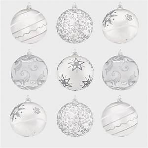 Weihnachtskugeln Weiß Silber : christbaumkugeln silber my blog ~ Sanjose-hotels-ca.com Haus und Dekorationen