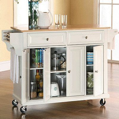 kitchens with islands 1000 ideas about rolling kitchen island on 3576
