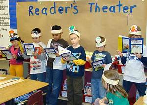Mrs. Carter's Calling: Reader's Theater
