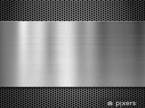 steel metal plate  grate background wall mural