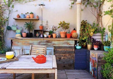 decoration exterieur deco de terrasse  veranda
