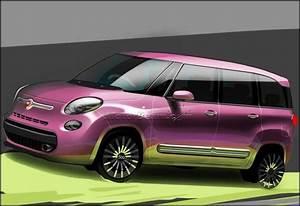 Prix Fiat 500 Xl : fiat la 500xl en sketch blog automobile ~ Gottalentnigeria.com Avis de Voitures