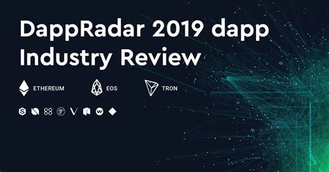 It's a tool for scammers and a toy for geeks. DappRadar: Ethereum Remains Most Significant Smart Contract Blockchain in 2019 - TokenNews ...