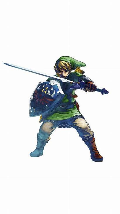 Zelda Link Legend Phone Wallpapers Mobile Ocarina