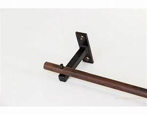 Tringle A Rideau 4m : tringle rideaux droite naissance sur mesure en fer forg 16mm tringle a ~ Melissatoandfro.com Idées de Décoration