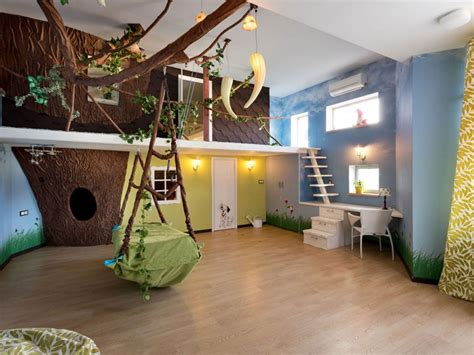 Tree House Room Ideas-home Design Elements