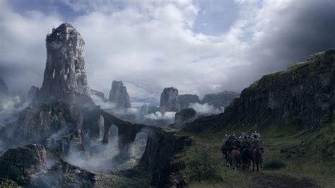 game  thrones  eyrie fantasy art tv castle