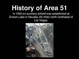 Why has Area 51 been subject of several conspiracy ...