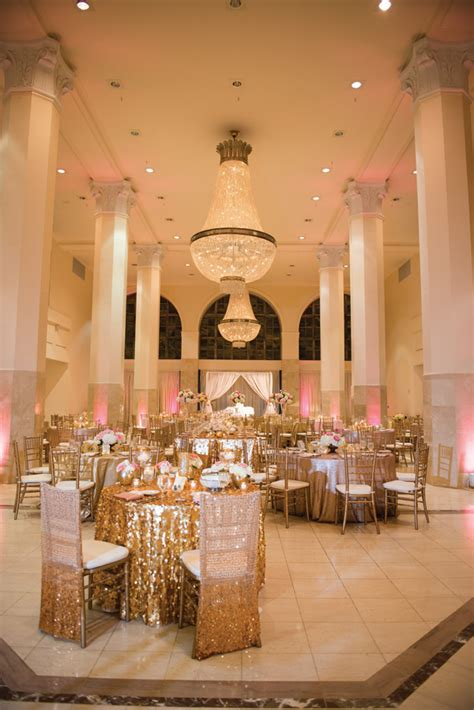 Ivory Gold & Blush Multicultural Wedding in Atlanta: Mary