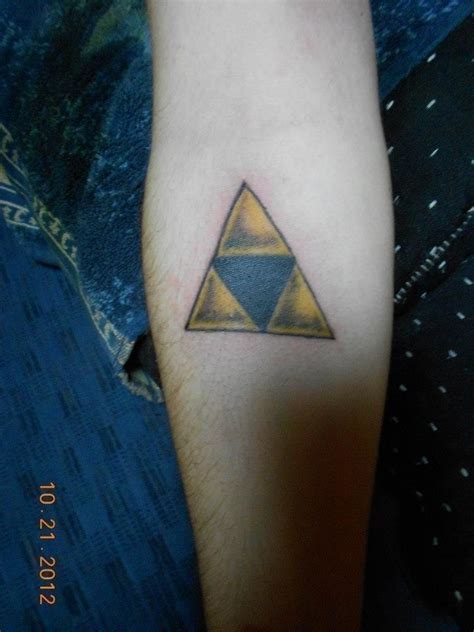 triforce tattoo  tattoo art drawing  beauty