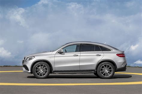 mercedes benz gle coupe amg   autoevolution