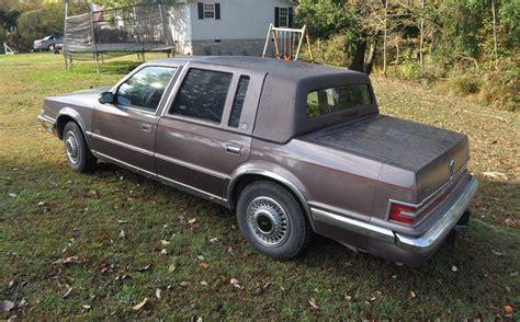 1993 Chrysler Imperial by 1993 Chrysler Imperial 2 Cliff Stapleton S Garage