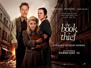 I Love That Film: Recent reviews: The Book Thief, Endless ...