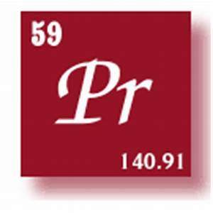 ELEMENT: PRASEODYMIUM