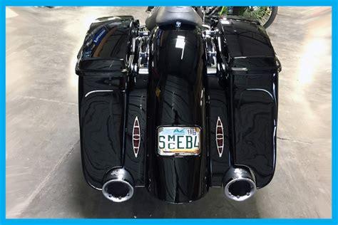 Harley Curved Led License Plate Frame John Shope