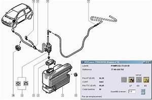Pompe Lave Glace Megane 1 Phase 2 : probl me lave glace twingo renault m canique lectronique forum technique ~ Gottalentnigeria.com Avis de Voitures