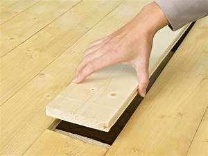 How to repair hardwood floors how tos diy for How to fix loose hardwood floor boards