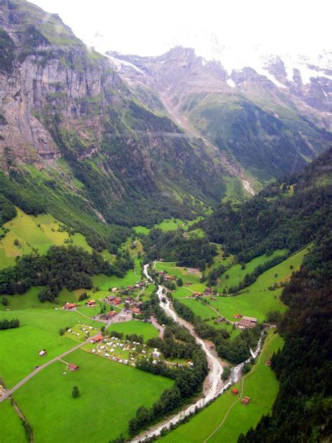 Mountain Biking The Lauterbrunnen Valley Adventures Of