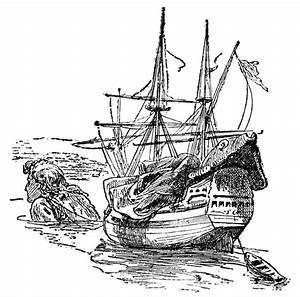Giant Pulling Ship