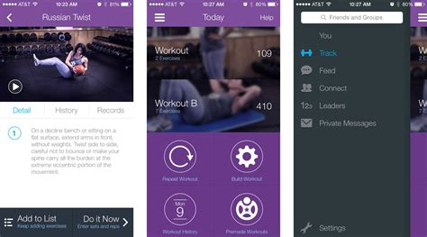 best iphone fitness apps best weight lifting and apps for iphone fitocracy
