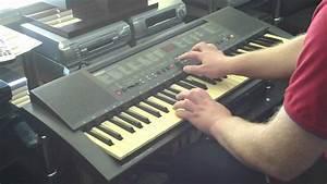 Yamaha Psr 300 : yamaha psr 300 keyboard 100 sounds features part 1 2 ~ Jslefanu.com Haus und Dekorationen