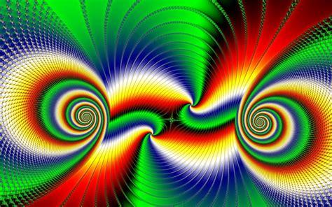 Colourfull Spiral 3 By Ichsehetotemenschen On Deviantart