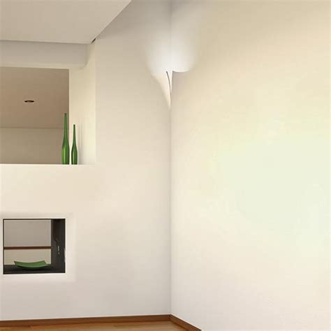 Applique Da Incasso by Applique In Gesso Per Angolo Led 7w O 12w 145 Luceled